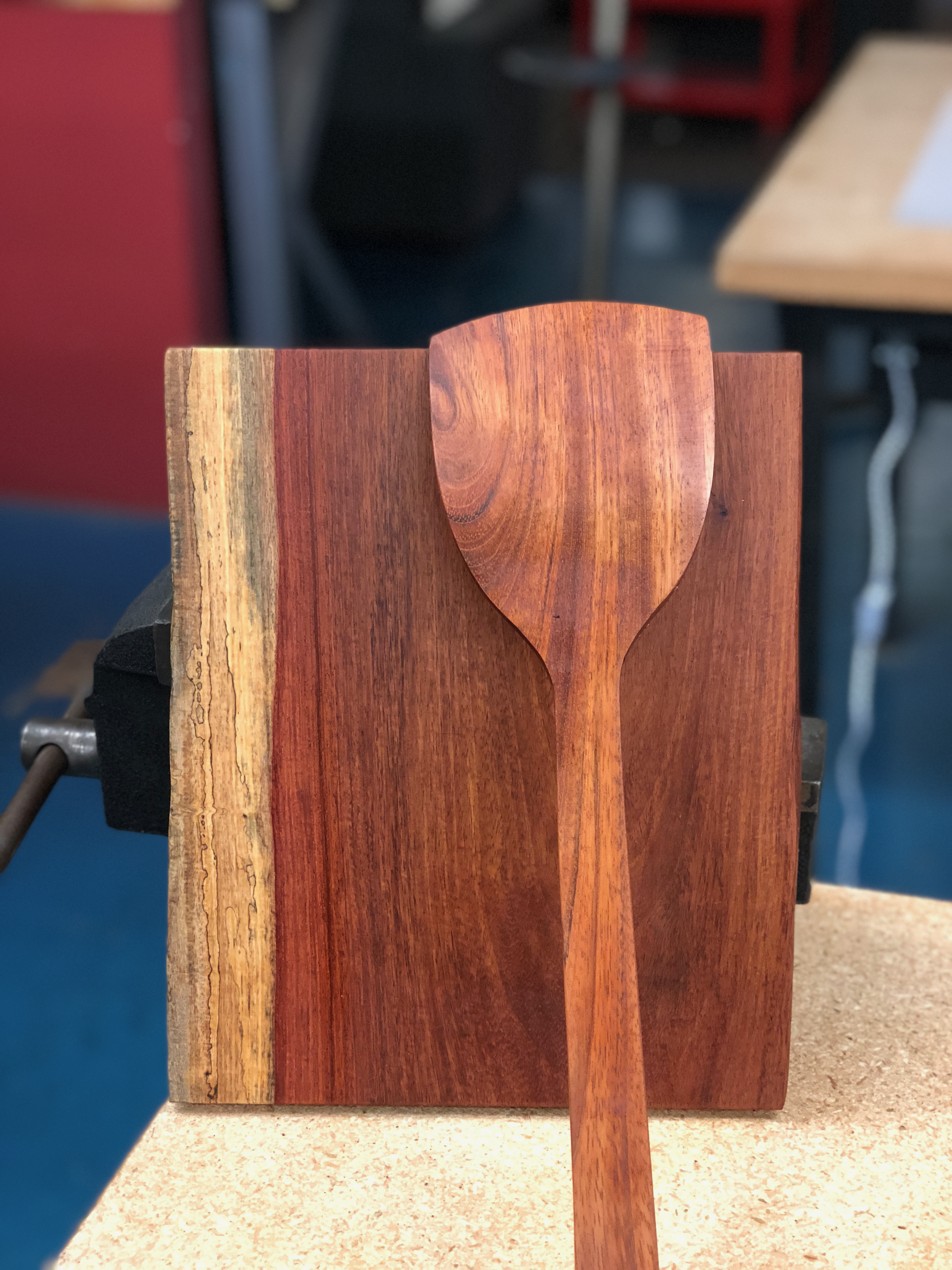 Kitchen Tools - Spatula And Serving Board